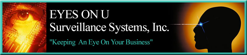 EYES ON U Surveillance Systems, Inc., Logo